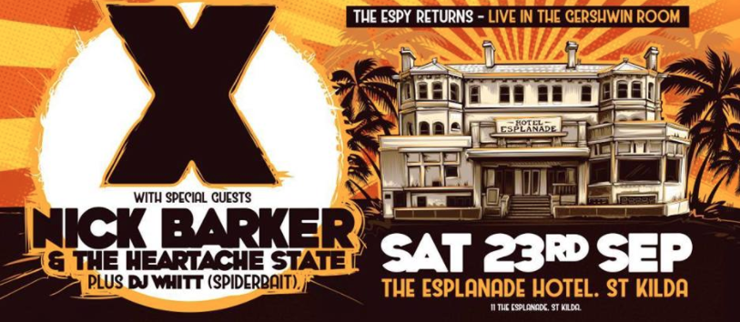 The Espy Announces First Live Show In Over Two Years